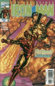 Iron Man #4 (1998)