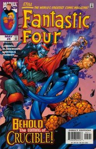Fantastic Four #5 (1998)