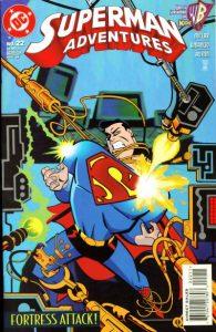 Superman Adventures #22 (1998)