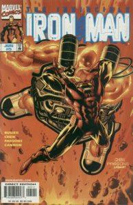 Iron Man #5 (1998)