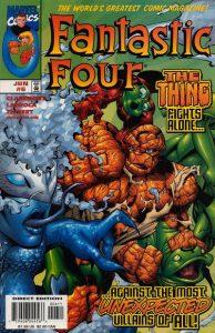 Fantastic Four #6 (1998)