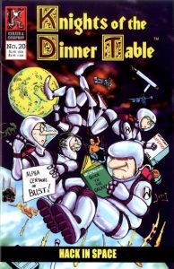 Knights of the Dinner Table #20 (1998)