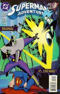 Superman Adventures #23 (1998)