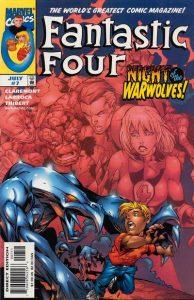 Fantastic Four #7 (1998)