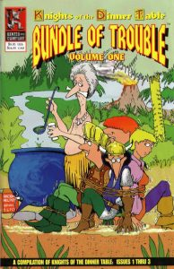 Knights of the Dinner Table: Bundle of Trouble #1 (1998)