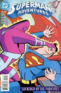 Superman Adventures #24 (1998)