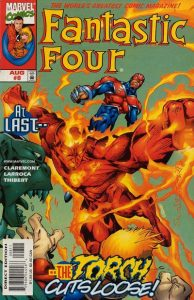 Fantastic Four #8 (1998)