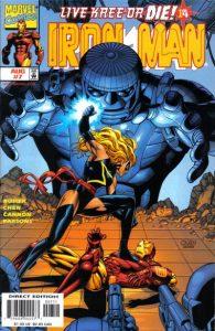 Iron Man #7 (1998)