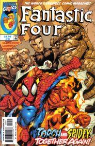 Fantastic Four #9 (1998)