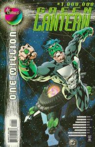 Green Lantern #1,000,000 (1998)