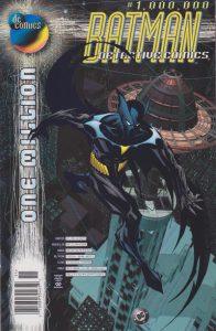Detective Comics #1,000,000 (1998)