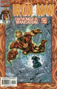 Iron Man #10 (1998)