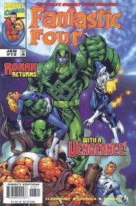 Fantastic Four #13 (1998)