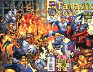Fantastic Four #12 (1998)