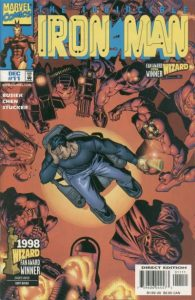 Iron Man #11 (1998)