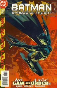 Batman: Shadow of the Bat #83 (1999)