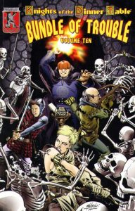 Knights of the Dinner Table: Bundle of Trouble #10 (1999)