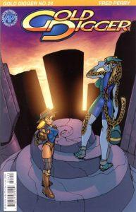 Gold Digger #24 (1999)