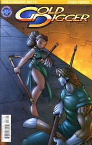 Gold Digger #16 (1999)