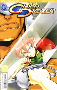 Gold Digger #17 (1999)