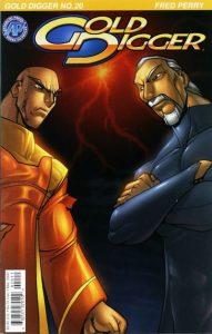 Gold Digger #20 (1999)