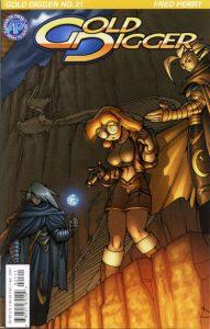 Gold Digger #21 (1999)