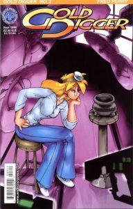 Gold Digger #3 (1999)