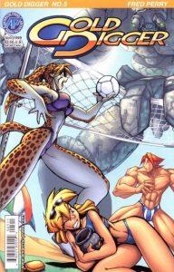 Gold Digger #5 (1999)