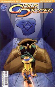 Gold Digger #8 (1999)