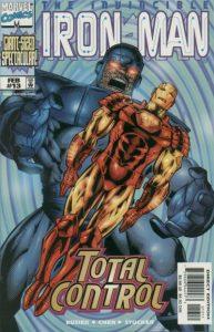 Iron Man #13 (1999)