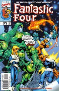 Fantastic Four #14 (1999)