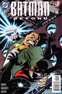 Batman Beyond #2 (1999)