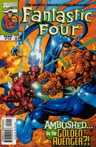 Fantastic Four #15 (1999)