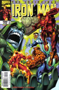 Iron Man #14 (1999)