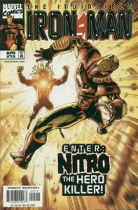 Iron Man #15 (1999)