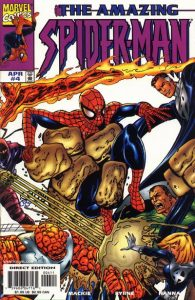 The Amazing Spider-Man #4 (1999)