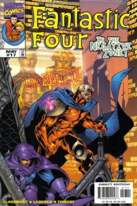 Fantastic Four #17 (1999)
