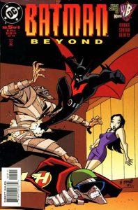 Batman Beyond #5 (1999)