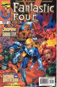 Fantastic Four #18 (1999)