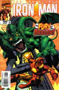 Iron Man #17 (1999)