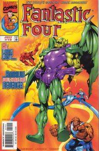 Fantastic Four #19 (1999)