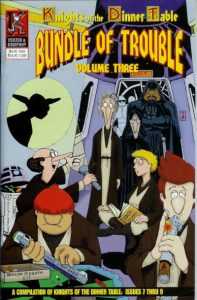 Knights of the Dinner Table: Bundle of Trouble #3 (1999)