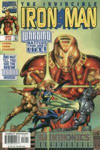 Iron Man #18 (1999)