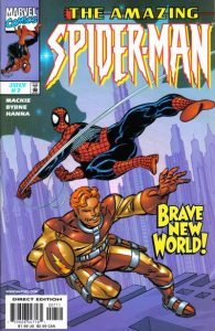 The Amazing Spider-Man #7 (1999)