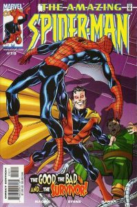 The Amazing Spider-Man #10 (1999)