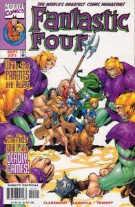 Fantastic Four #21 (1999)