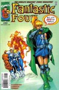 Fantastic Four #22 (1999)