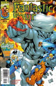 Fantastic Four #23 (1999)