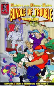 Knights of the Dinner Table: Bundle of Trouble #4 (1999)