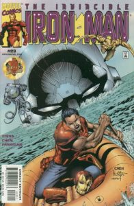 Iron Man #23 (1999)